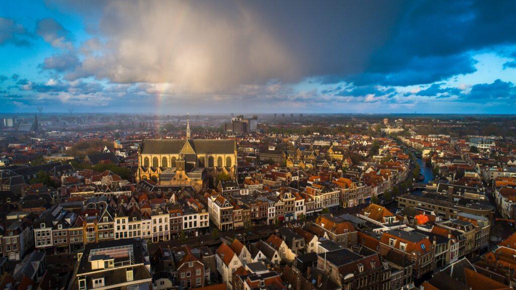 Leiden Hooglandse-kerk